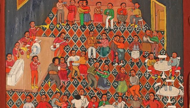 """""""Étonnante Éthiopie"""" : une exposition de peintures de style traditionnel"""