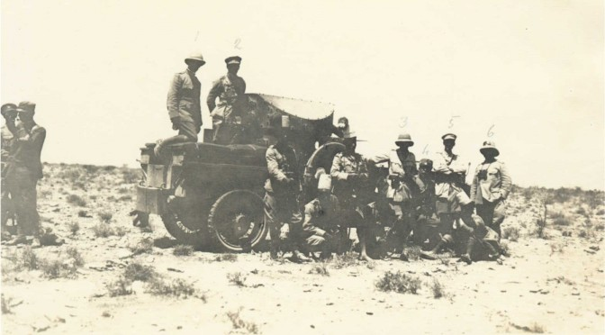 CFP: The First World War from Tripoli to Mogadishu (1911-1924)