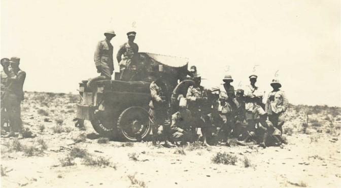 CFP: The First World War from Tripoli to Mogadishu (1911-1924)