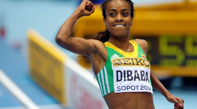 History of women in Ethiopian athletics