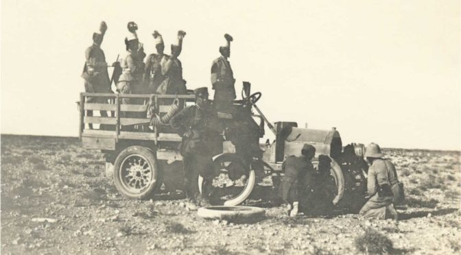 CONFERENCE: THE FIRST WORLD WAR, FROM TRIPOLI TO MOGADISHU (1911-1924)