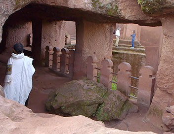 "Documentaire: ""Ethiopie, la légende de Lalibela"""