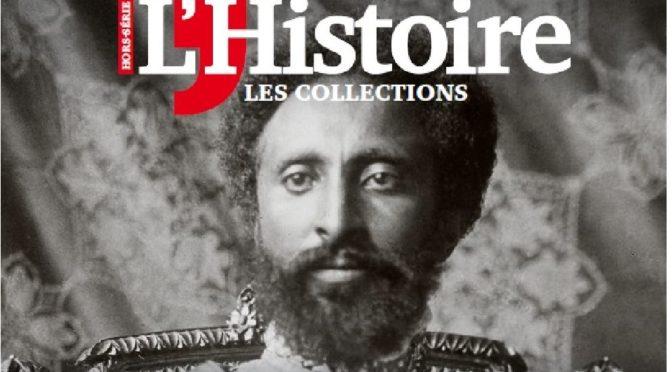 Publication: Les Collections de l'Histoire «L'Éthiopie. De la reine de Saba à Hailé Sélassié»