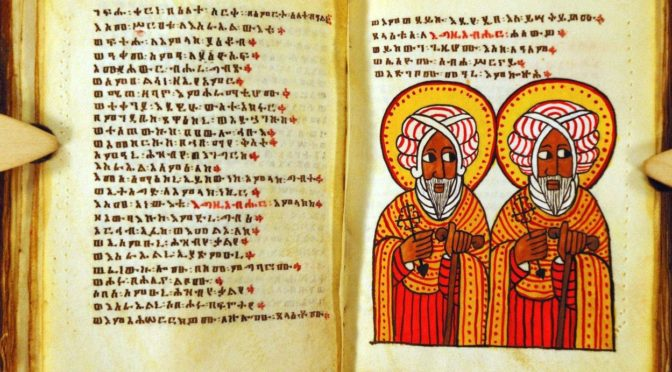 Call: Summer School in Ethiopian and Eritrean Manuscript Studies