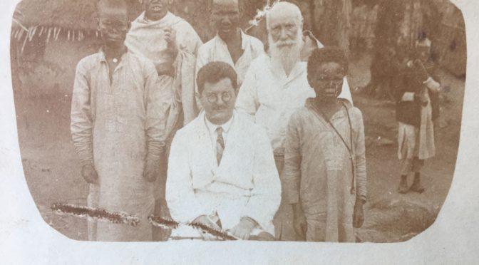 TERRAIN / FIELDWORK: La léproserie St. Antoine de Harar