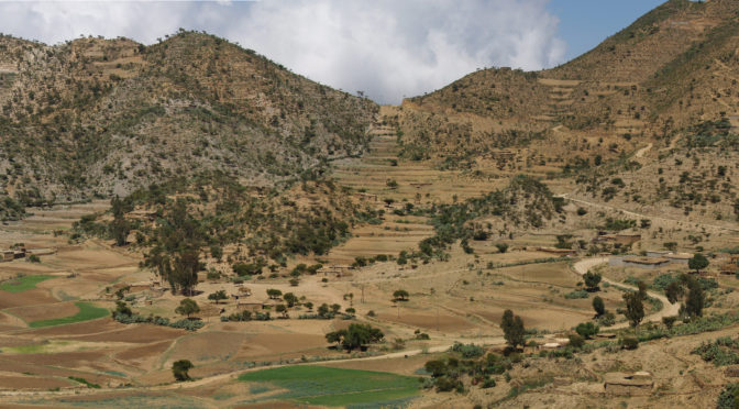 CFEE SEMINAR: Geoarchaeology and Paleoenvironmental Reconstruction of the site of Wakarida