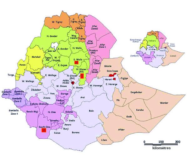Ceramic Traditions in Central and Southern Ethiopia | UN ŒIL SUR LA