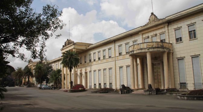 Seminar: opening Addis Ababa palaces to the public