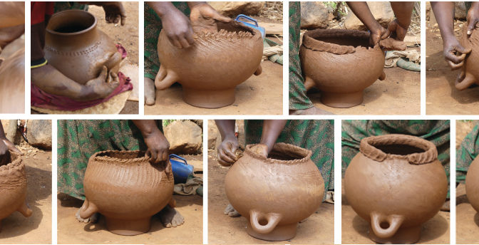 Ceramic Traditions in Central and Southern Ethiopia