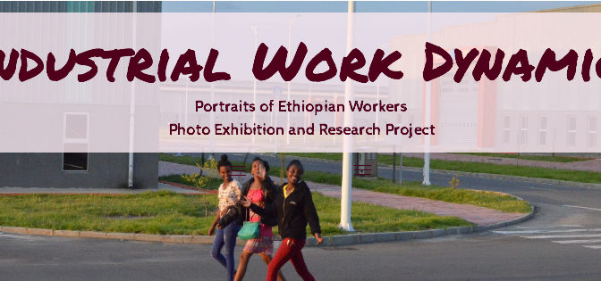 Industrial Work Dynamics: Report on a photographic exhibition