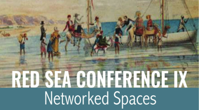Red Sea Conference 2019, 2-5 July, Lyon (France)
