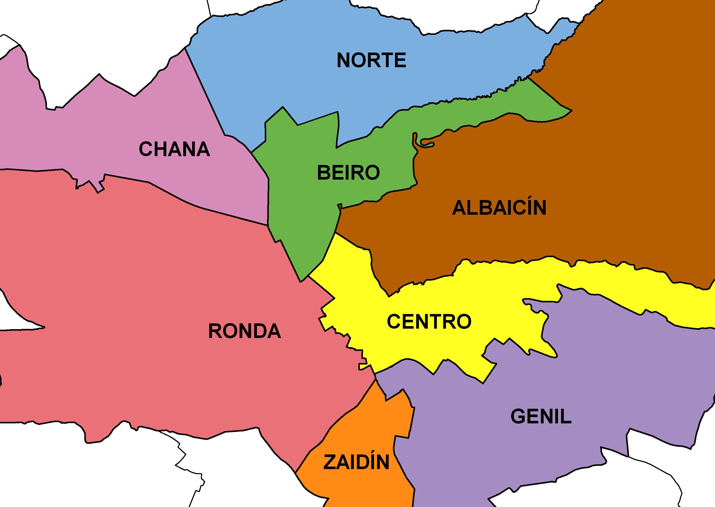 Distritos_de_Granada