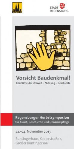 Regensburger Herbstsymposium