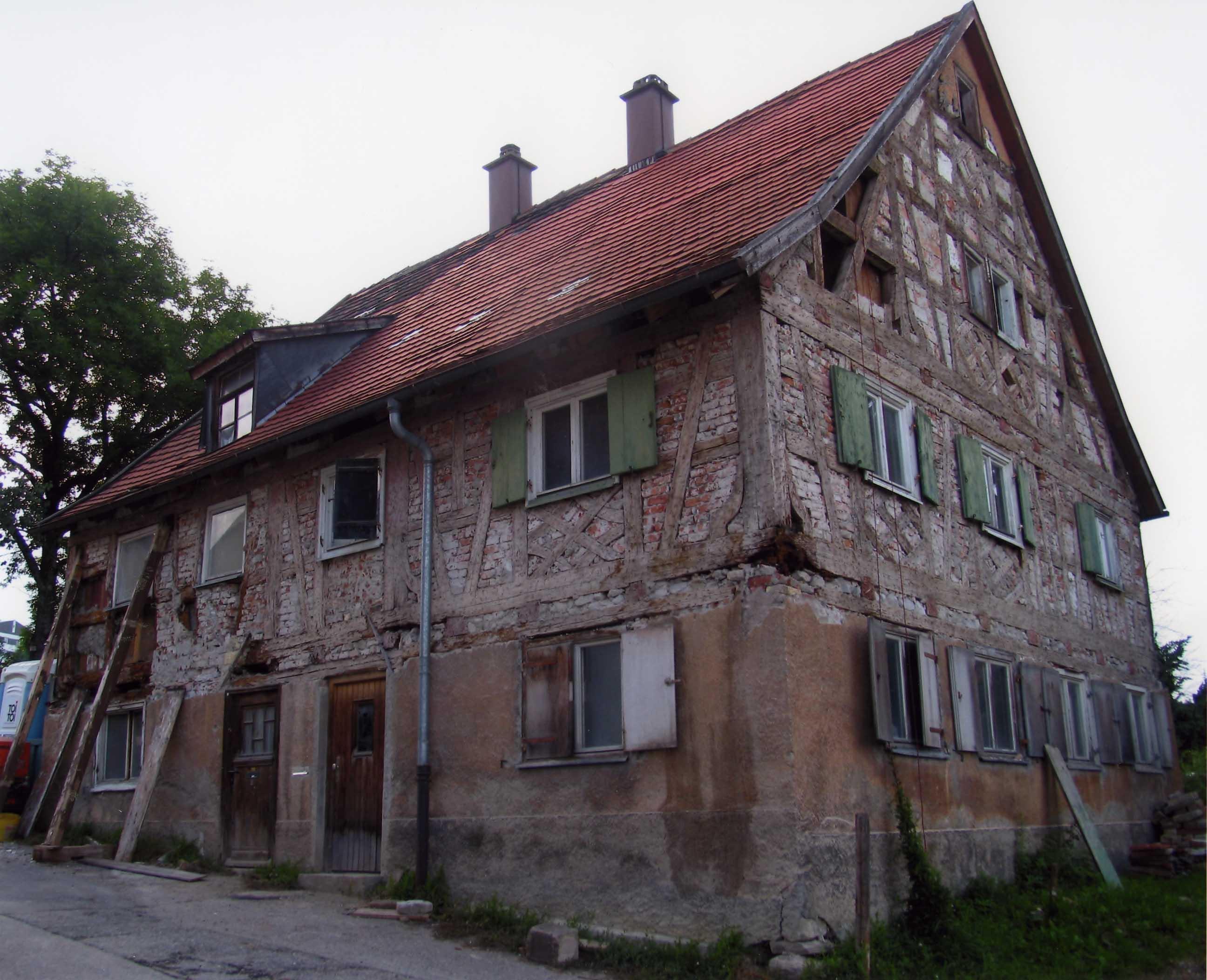 Sonderpreis 2010 Kempten vor Sanierung-Foto-Hagspiel