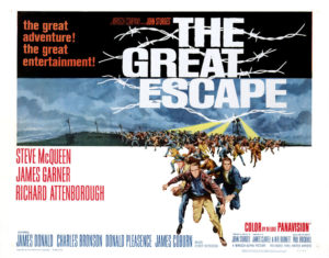 "Filmplakat ""The Great Escape"""