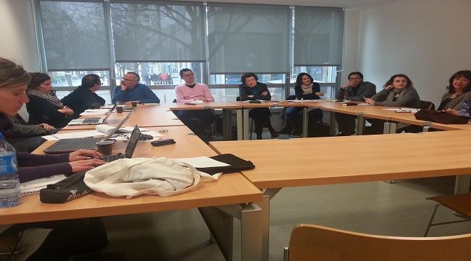 Compte-rendu  de la réunion du pôle « Mouvements sociaux et organisations ouvrières »