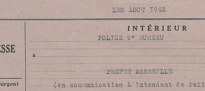Le consortium ArcMC signale l'ouverture des archives de la Seconde Guerre mondiale