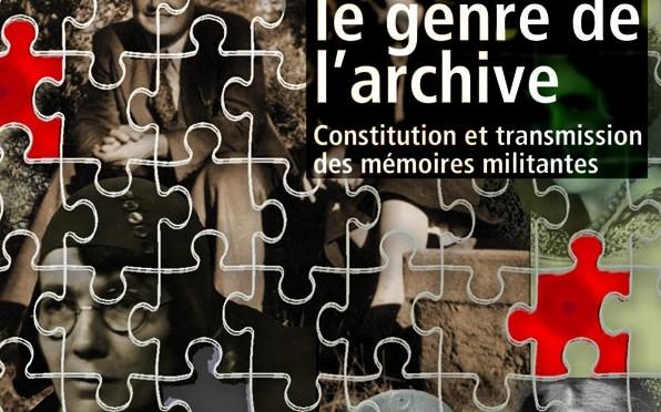 Le consortium ArcMC de la TGIR Huma-Num signale la journée «Le genre de l'archive ?»