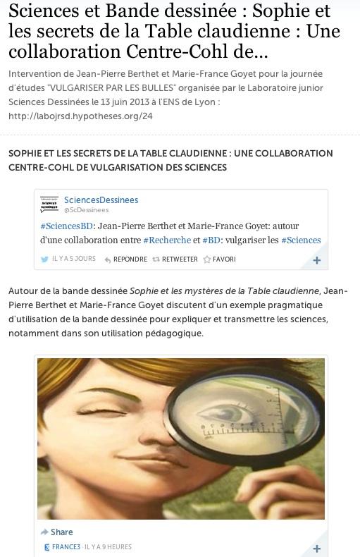 SciencesBD_Table_Claudienne