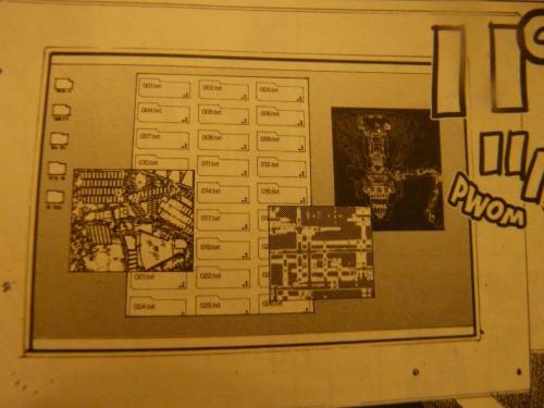 Les cartes que Niko reçoit : outil de la révolution ou outil de domination ?Source : Nobuaki Tadano, 2012, Ethnicity 01,tome 3, planche 16, Doki-Doki.