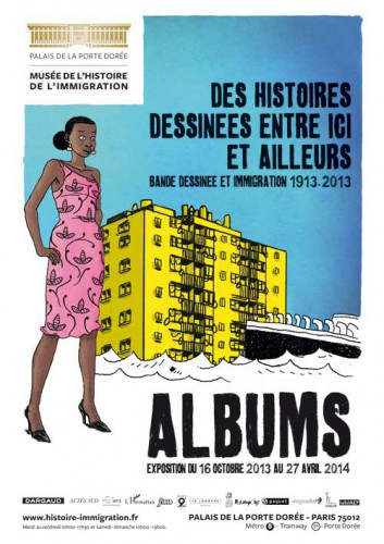 exposition-albums-bande-dessinee-immigration-green-hotels-paris