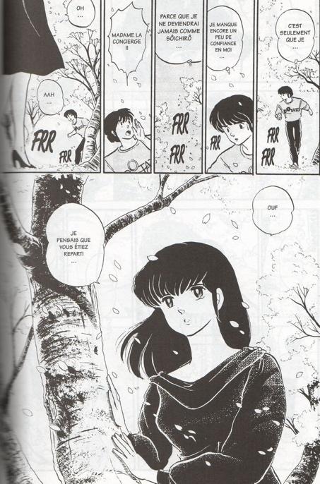 Source : Rumiko Takahashi, Maison Ikkoku, tome 7, © Tonkam.