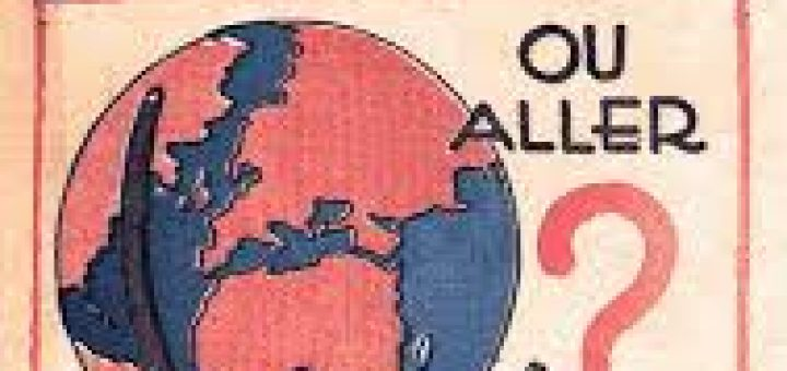 Tintin au XXIe siècle - territoires et temporalités