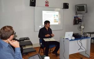 Presentación Camilo León