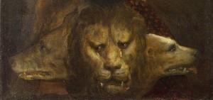 Alegoría del tiempo, Tiziano (fragmento)