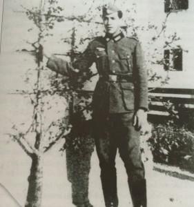 Johan -Hamlet- Mettbach, 1941