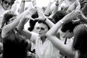 Manifestación por la amnistía de las «11 de Bilbao» y la legalización del aborto, 1983.