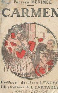 Carmen, según Mérimée