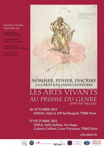 POSTER_Création Genre Histoire copy