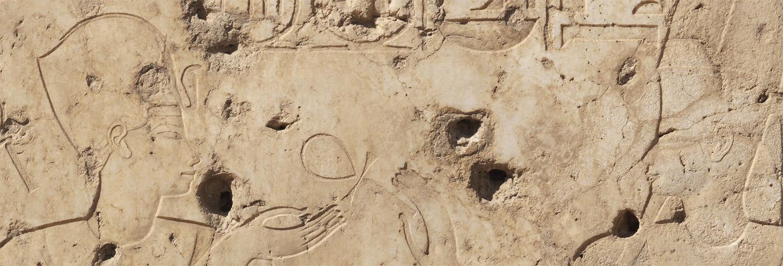 Chapelle de calcite de Thoutmosis IV, projet karnak