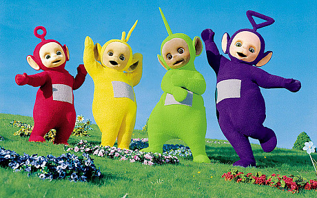 Teletubbies, Wobwruh69