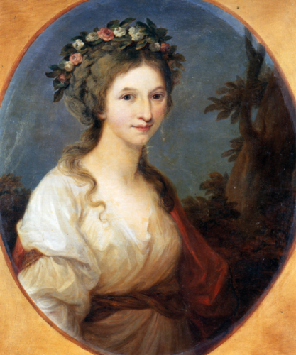Auch die Salonnière Anna Dorothea von Kurland schildert in ihrem Tagebuch die Auswirkungen des Krieges im Altenburger Land.