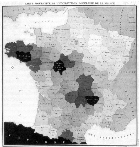 Carte_figurative_de_l'instruction_populaire_de_la_France