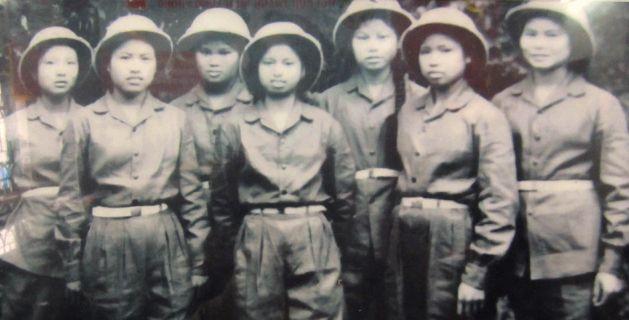 Kim Van Chien : Le devenir des jeunes femmes engagées volontaires ...