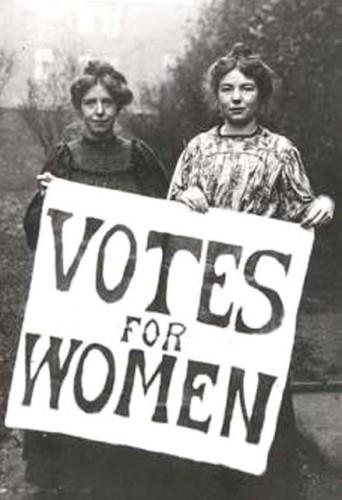 Suffragette_VotesForWomen