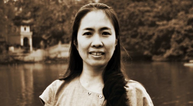 Civil Rights Defender of the Year Award 2015 goes to Nguyễn Ngọc Như Quỳnh