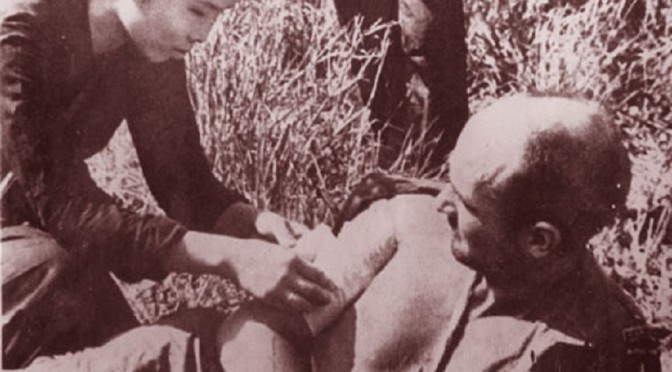 Lòng nhân ái của người phụ nữ Việt Nam trong chiến tranh – Trầm Hương