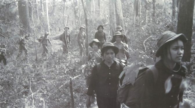Sur les pas des Jeunesses de Choc : une histoire genrée de la guerre du Viêt-Nam