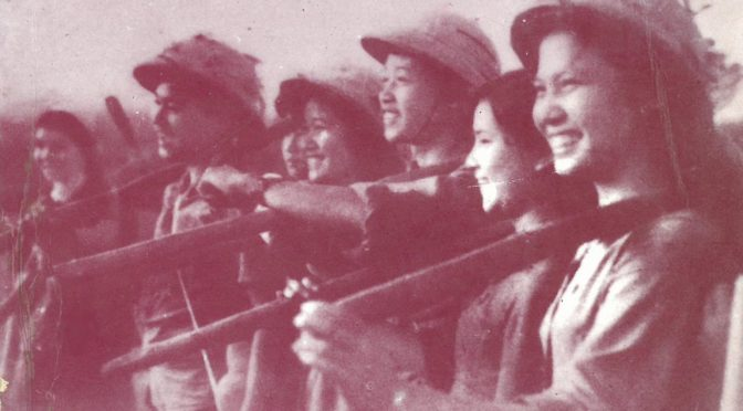 François Guillemot : « Genèse d'une recherche sur les femmes et la guerre au Viêt-Nam » – Séminaire Félicité – 10/01/2020