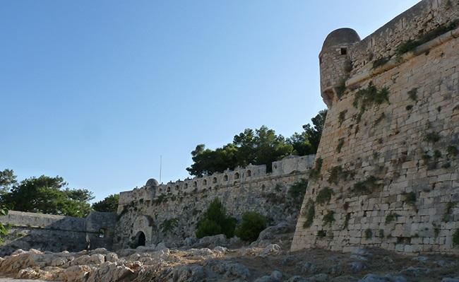 Fort Vénitien Rethymnon