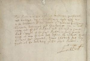 Wellcome Library, MS 184a, fol. 2v.