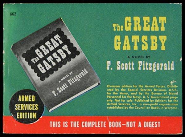 Dutante la guerra l'esercito americano tramite l'Armed Service Edition distribuì quasi 130 milioni di copie di romanzi in formato paperback alle truppe USA impegnante nei combattimenti.