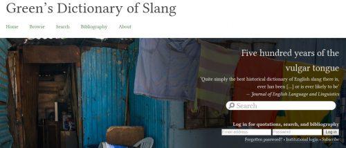 slang-dictionary