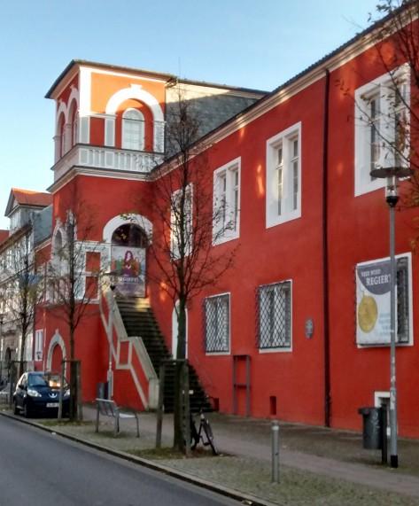 Die Neue Kanzlei in Wolfenbüttel. Eigenes Bild, CC-BY-SA