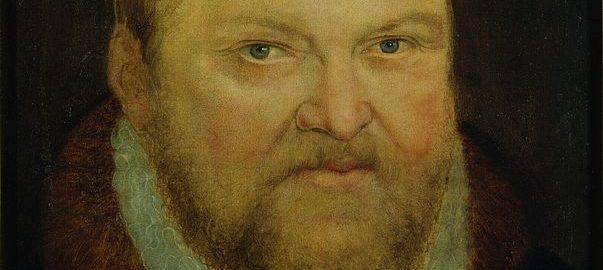Lucas Cranach d. J.: Kurfürst August von Sachsen (Staatliche Kunstsammlungen Dresden)