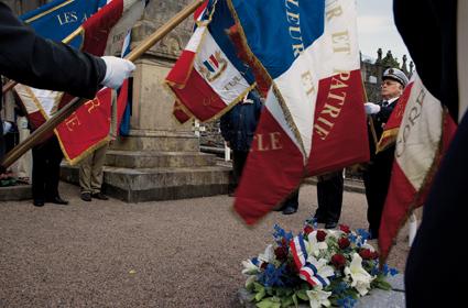 Ahlam Shibli, Trauma n.4, Corrèze 2008 2009